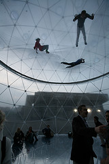 Tomás Saraceno, Observatory Air-Port-City, 2008