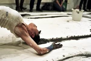 Lilibeth Cuenca, A Void, 2008. Foto: Thomas Duzol