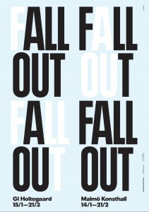 FALL OUT, gl Holtegaard
