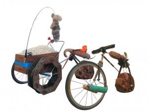 Ultra Grøn_cykel installation