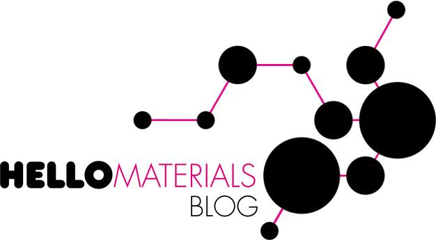 Hello Materials Blog