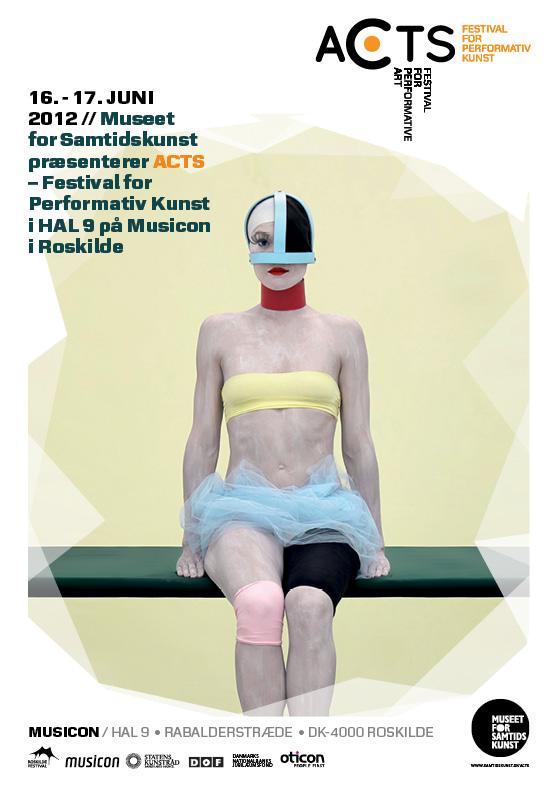 ACTS - Festival for Performativ Kunst