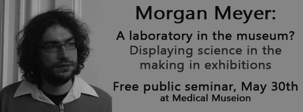 Gratis seminar: A Laboratory in the Museum?