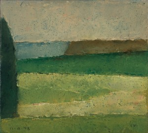 Jeppe Vontillius, Landskab, 11.10.78 2