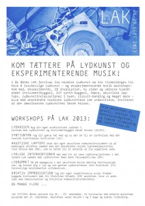 LAK workshop