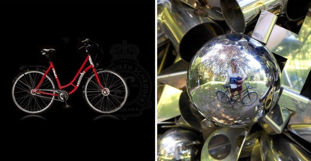 Besøg Ordrupgaard og vind en cykel