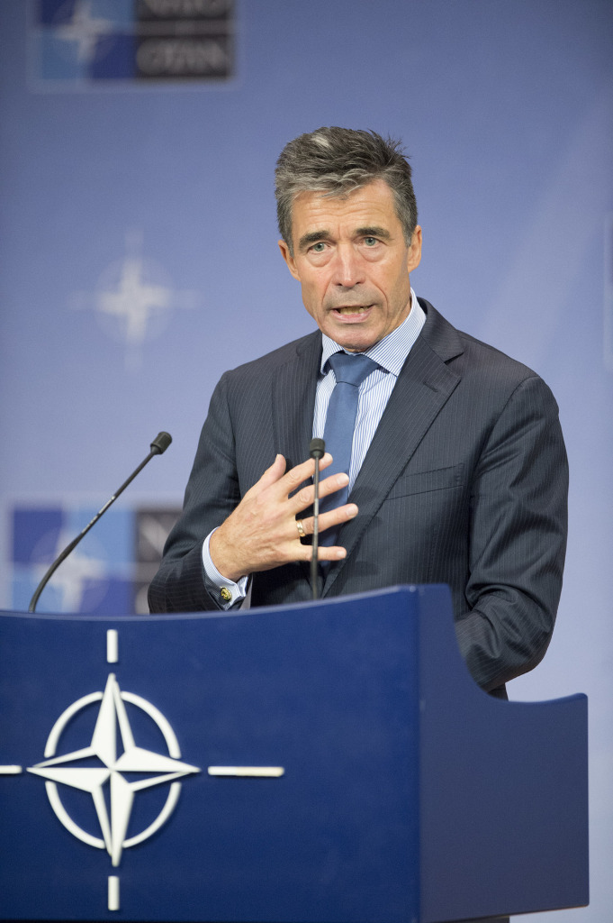 Meetings of the Defence Ministers at NATO Headquarters in Brussels - Press Conference NATO Secretary General