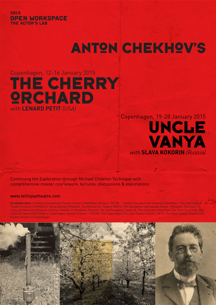 THE ACTOR'S LAB: THE THEATRE OF ANTON CHEKHOV
