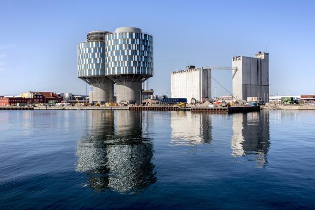 På Stedet: The Silo og Frihavns Tårnet i Nordhavn
