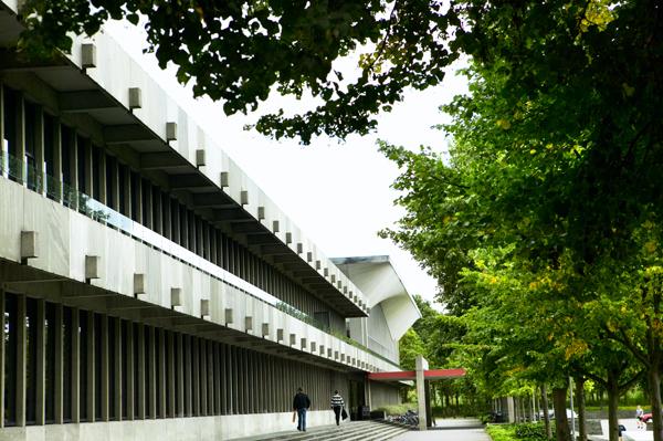DTU exterior 2008