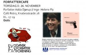 Adda Djørup plakat