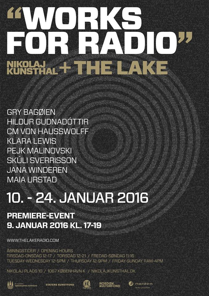 The Lake: Works for Radio