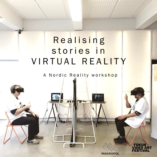 Nordic Reality Workshop og masterclass