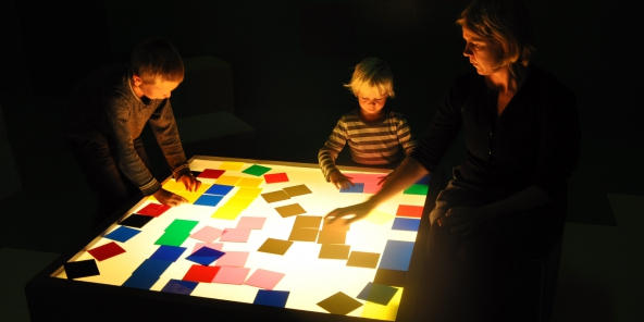 Visions-salon: Børn sætter dagsorden – en salon om børneudstillinger