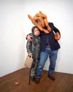Tatsumi Orimoto, Bread Man Son + Alzheimer Mama, 1996 © ART-MAMA Foundation