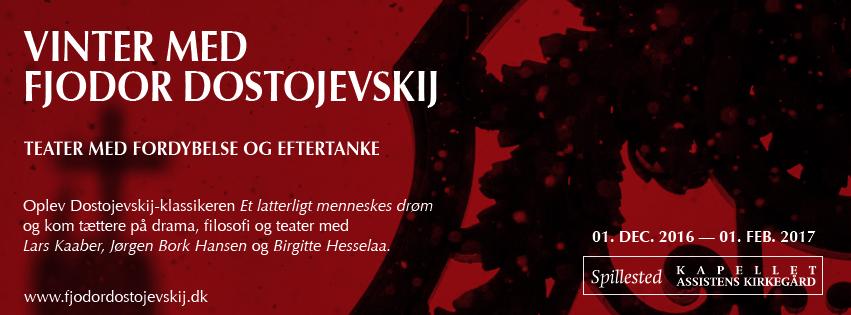 Vinter med Fjodor Dostojevskij: Del II