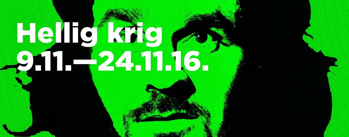 »Hellig Krig« – live-podcast-teater i biografen