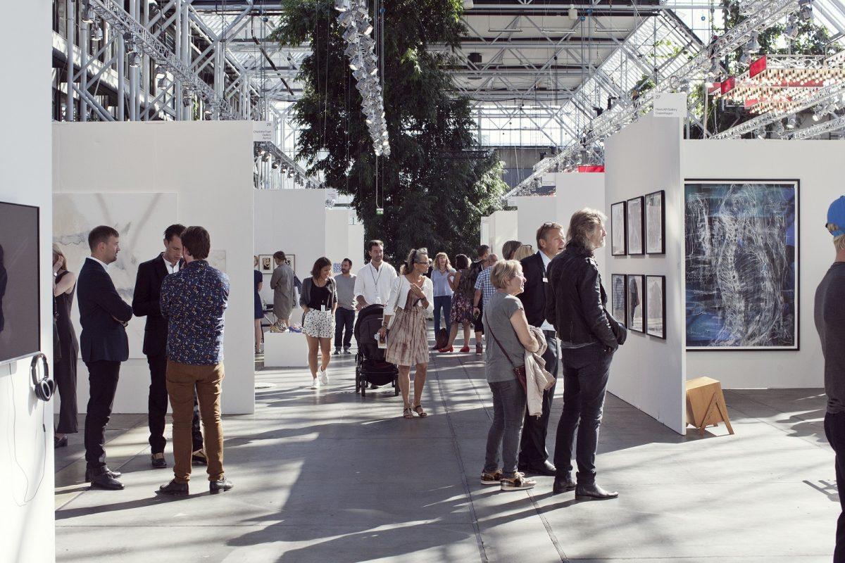 Code Art Fair søger virksomhedspraktikanter