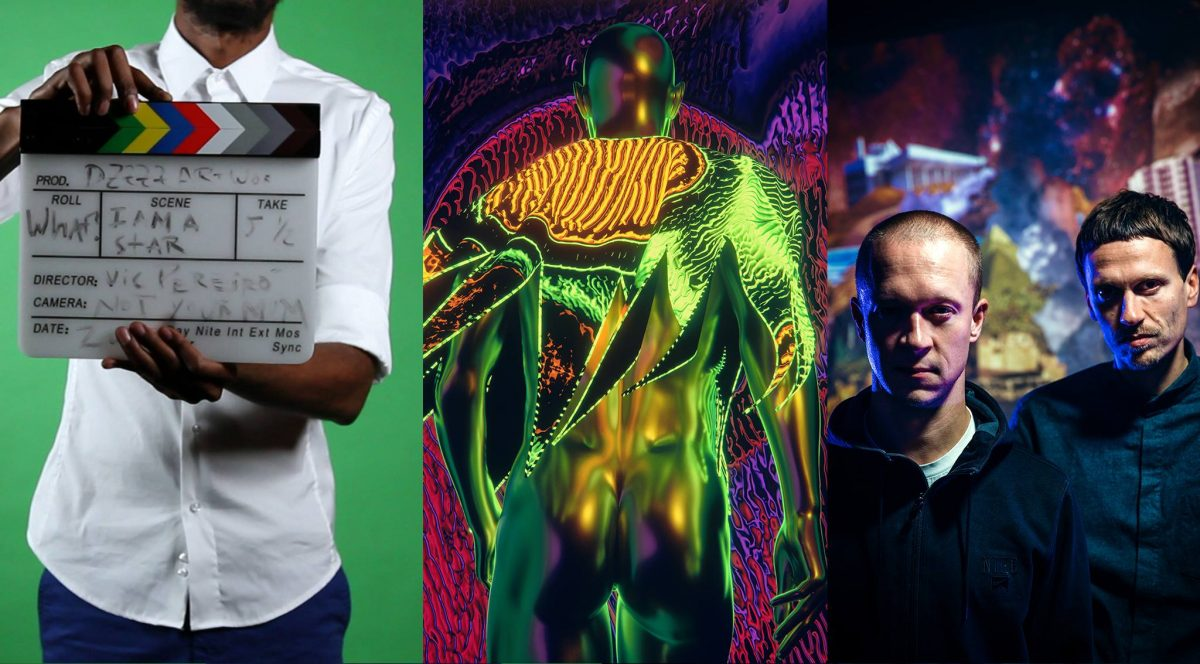 Masterclass under Cph Art Week: Nástio Mosquito, Den Sorte Skole & Dark Matters