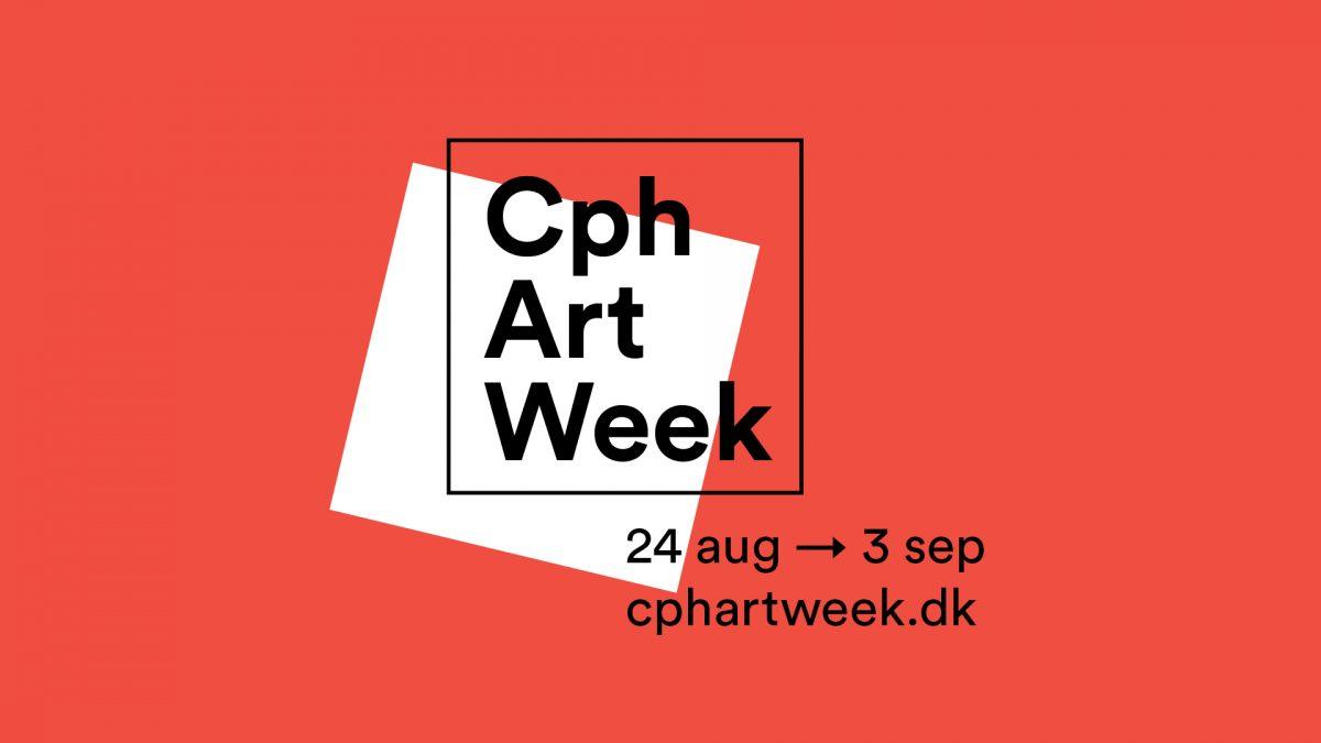 CPH ART WEEK 2017 søger frivillige
