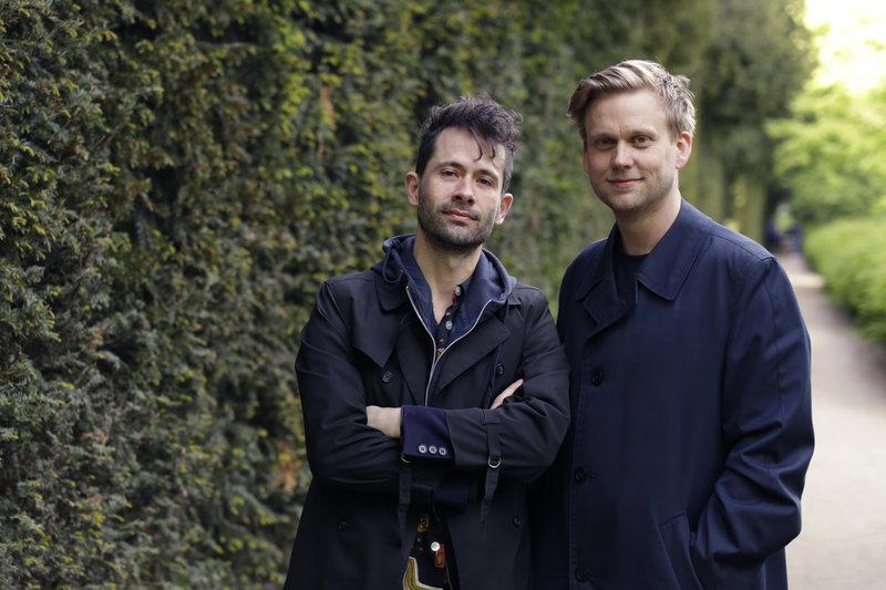 Lydkunst: Oplev Jacob Kirkegaard og Niels Lyhne Løkkegaard  på ALICE