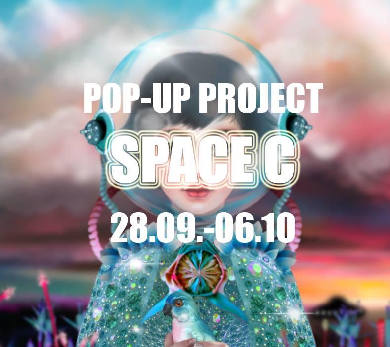 Grand Opening: 'Space C' – Pop-up gruppeudstilling