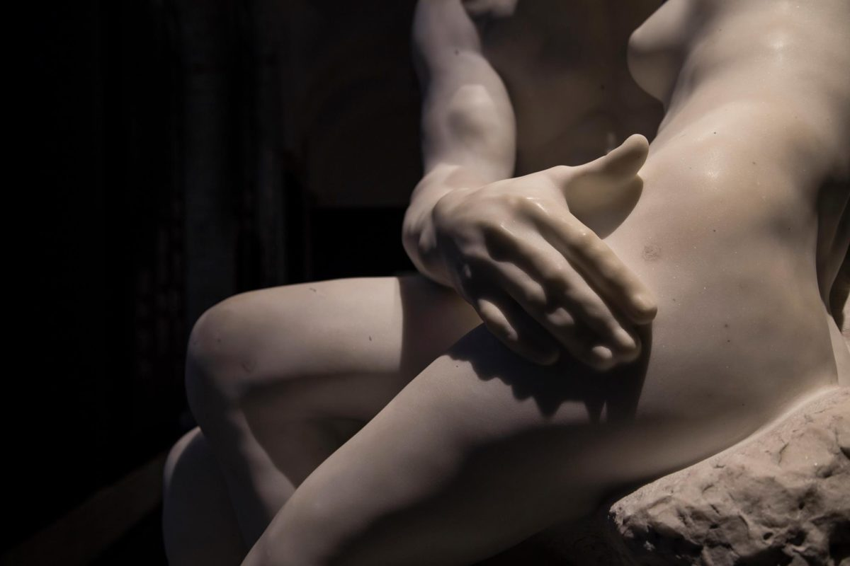 En kropslig rejse ind i kunsten