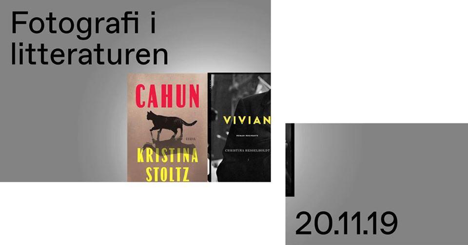 Fotografi i litteraturen – Cahun og Vivian