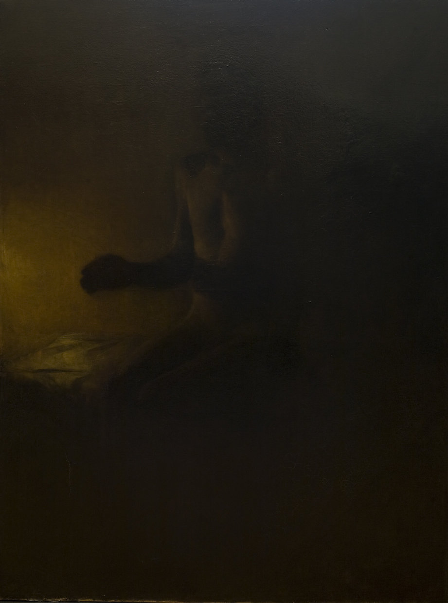 Hammershøis dunkle mesterværk