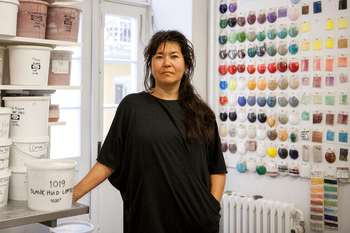 TALK: Keramik i den unge  samtidskunst