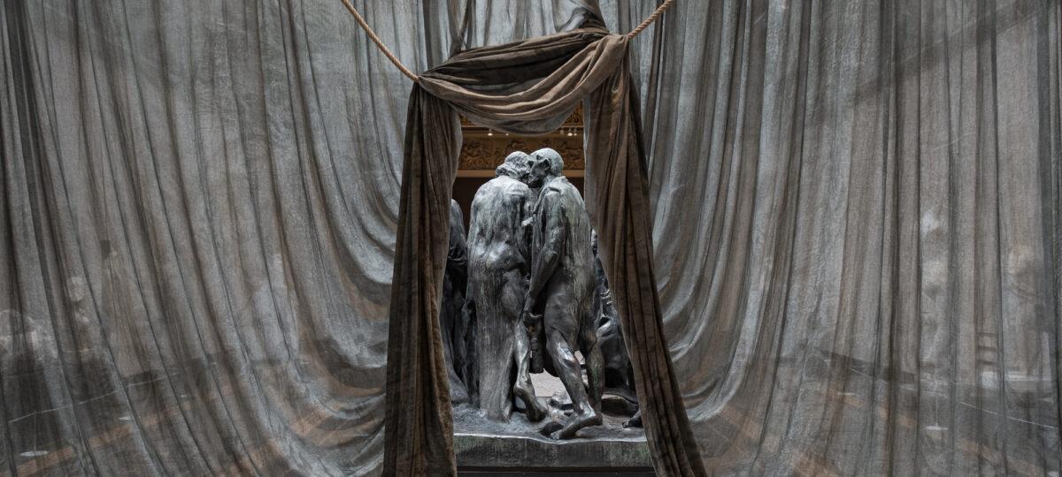 Iscenesættelsens mestre: Rodin, Vang og Stensgaard
