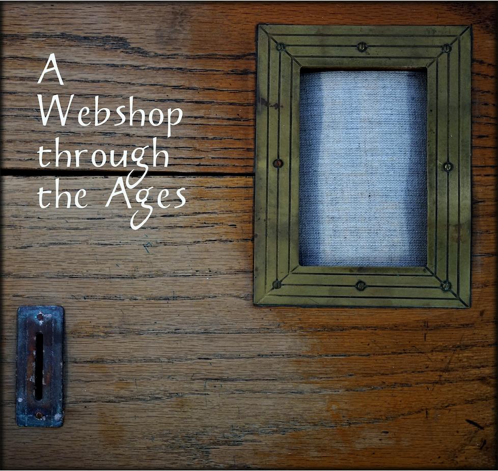 Fernisering A webshop through the Ages – Hannah Heilmann